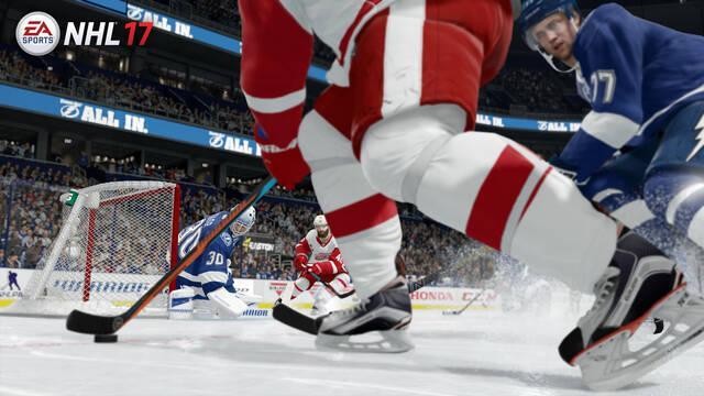 EA Sports prepara NHL 17
