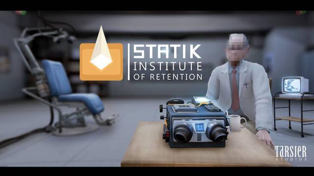 Anuncio y tráiler de Statik para PlayStation VR