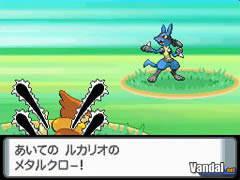 Primeras imágenes de Pokémon Diamond & Pearl