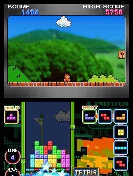 Nuevas imágenes de Tetris DS