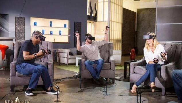 Ubisoft prepara Star Trek: Bridge Crew para la realidad virtual