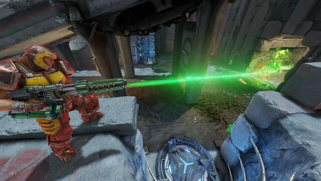 Quake Champions se hace free-to-play de forma permanente