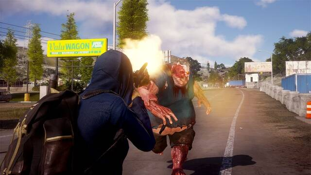 State of Decay 2 tendrá un tamaño de 20GB