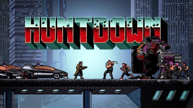 La acción de Huntdown se lanzará también en Nintendo Switch
