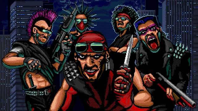 Los 90 y el estilo 'ciberpunk' se dan cita en el nuevo tráiler de Huntdown