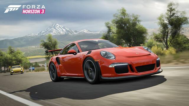 Microsoft y Porsche anuncian un acuerdo de colaboración con Forza