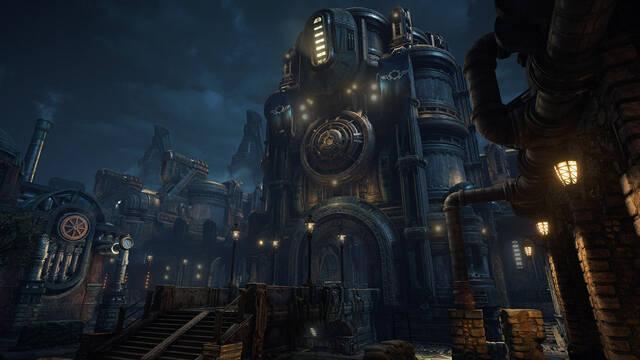 Gears of War 4 presenta la actualización de agosto