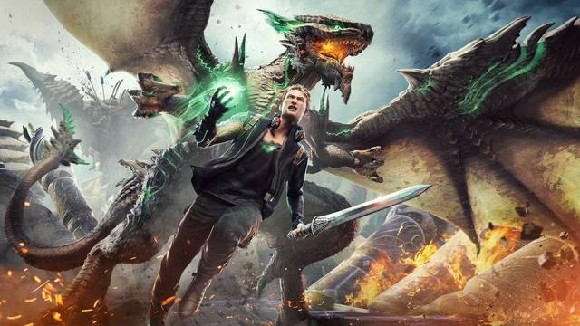 El cancelado Scalebound reaparece en Xbox One Store por error