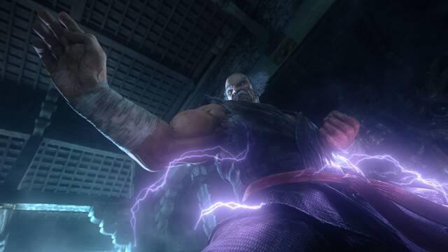 Tekken 7 se lanzará a principios del año que viene