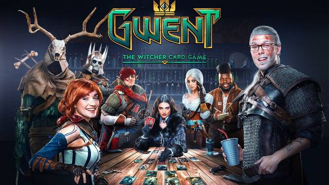 Gwent: The Witcher Card Game muestra el modo Arena
