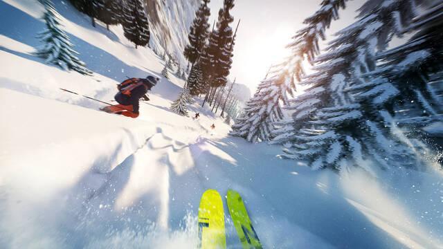 Steep nos lleva a la alta montaña con deportes extremos y gran libertad