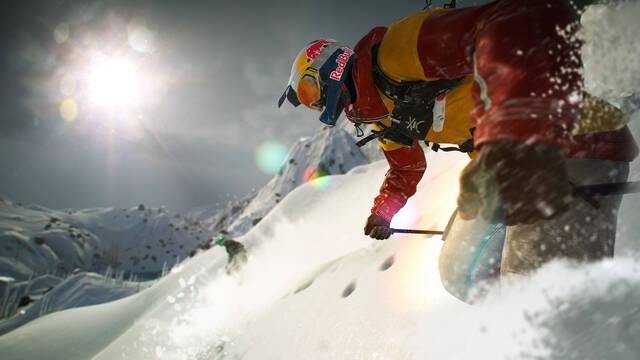 El juego de deportes extremos Steep muestra un nuevo tráiler