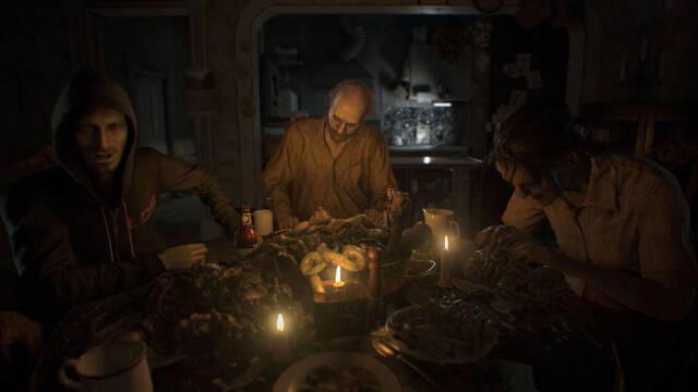 Nuevas imágenes de Resident Evil 7