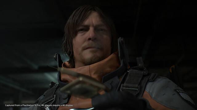 Michael Pachter cree Death Stranding saldrá en PS4 y PS5
