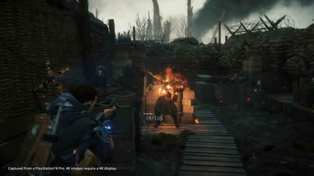 Kojima explica las escenas de guerra de los tráilers de Death Stranding