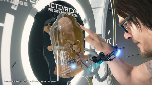 Death Stranding: Kojima explica qué es 'un juego de Hideo Kojima'