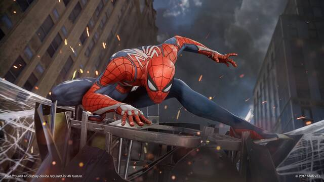 Así es el doblaje en español de Spider-Man para PS4