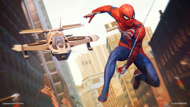 Spider-Man ha vendido más de 9 millones de copias en PS4