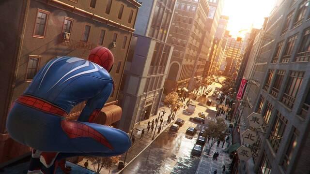 Spider-Man para PS4 no tendrá misiones de 'recadero' o secundarias aburridas