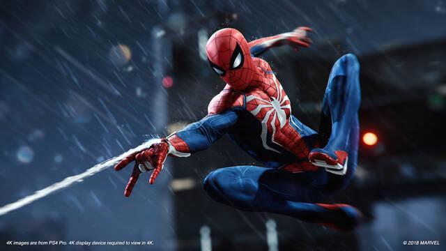 Spider-Man enseña un nuevo tráiler de su jugabilidad en español