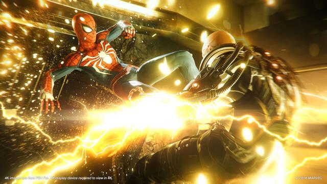 Insomniac muestra más jugabilidad de Spider-Man