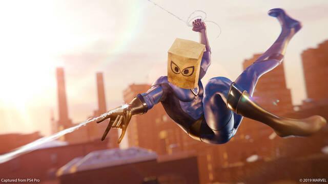 Spider-Man recibe nuevos trajes inspirados en Los 4 fantásticos