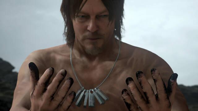 Hideo Kojima presenta su nuevo videojuego en la conferencia de Sony