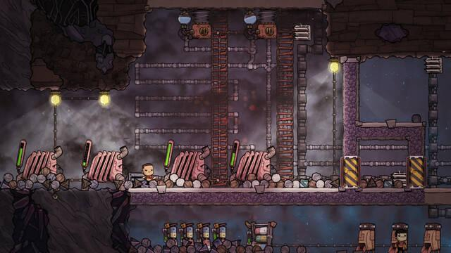 Oxygen Not Included ya está disponible en Acceso anticipado