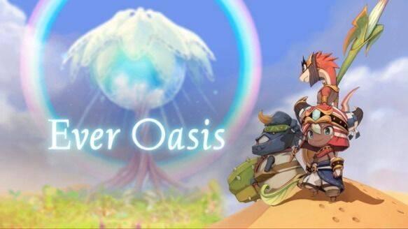 Nintendo anuncia su nueva licencia de rol y aventura para Nintendo 3DS, Ever Oasis