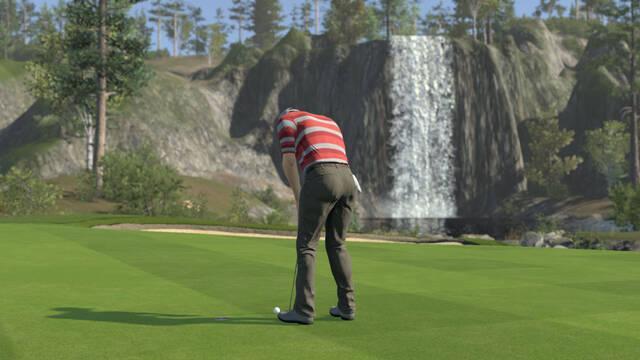 The Golf Club 2 muestra su editor de campos en vídeo