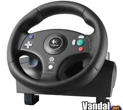 Presentado un volante para GameCube compatible con Mario Kart y F-Zero