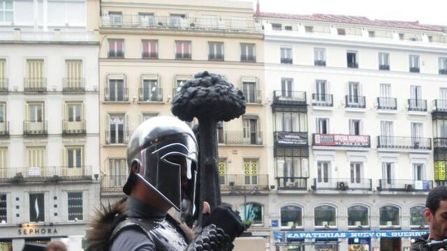 Nintendo organizó la Gran Cacería de Monter Hunter en Madrid y Barcelona