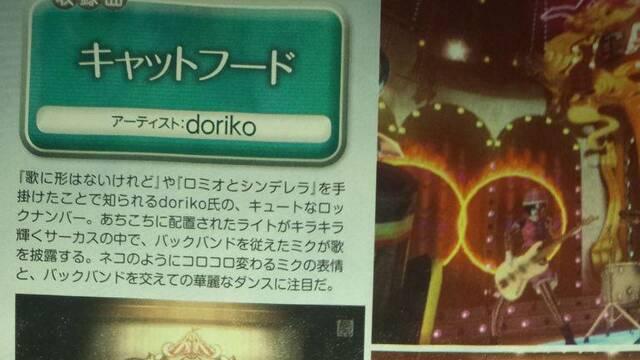 El proyecto de Miku Hatsune es para PS3 y PS Vita