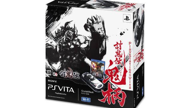 Japón recibe una PS Vita edición Toukiden