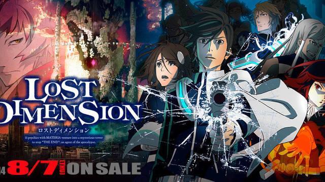 Lost Dimension es el RPG de Lancarse para PS3 y PS Vita