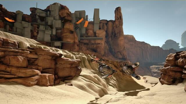 Imaginan un juego de carreras de Star Wars en el Unreal Engine 4