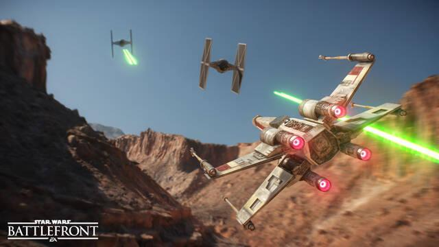 Primer tráiler, detalles e imágenes de Star Wars: Battlefront