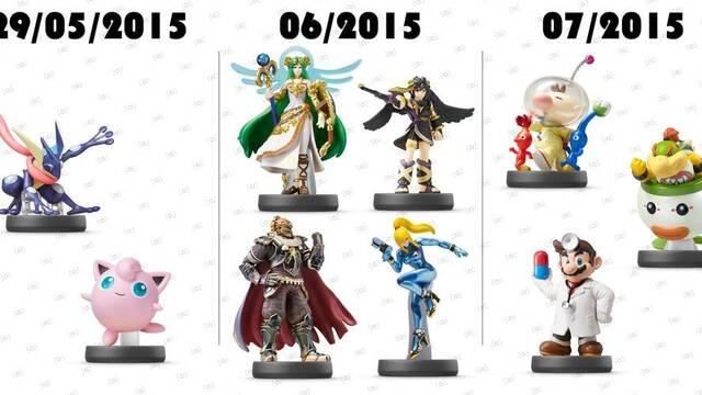 Nintendo vuelve a disculparse por la escasez de figuras amiibo