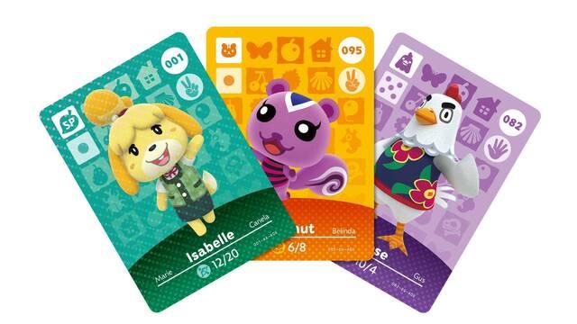Anunciadas las cartas amiibo y Animal Crossing: Happy Home Designer