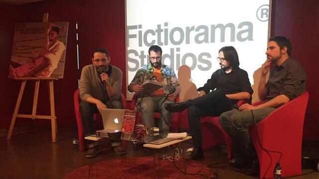 Fictiorama explica el proceso creativo de su opera prima Dead Synchronicity