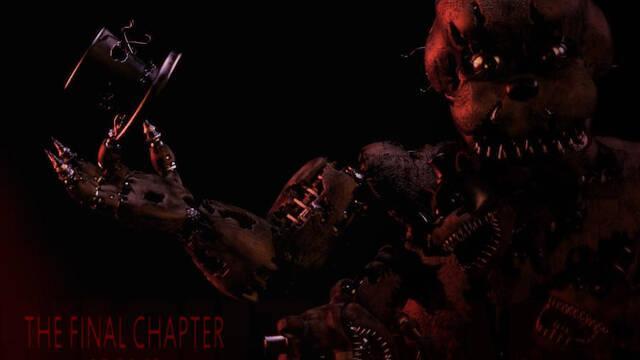Five Nights at Freddy's 4 se adelanta al 8 de agosto