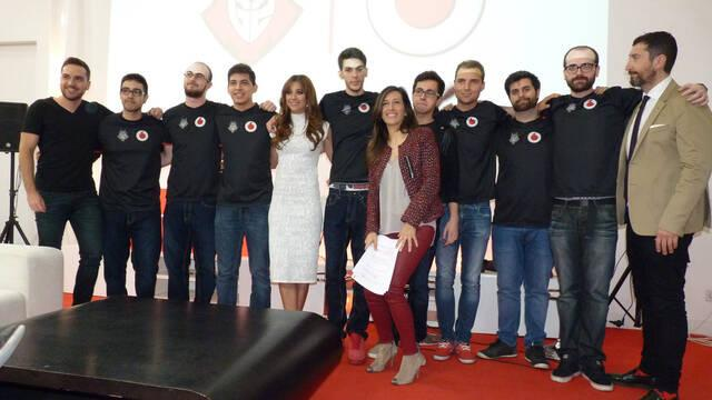Crónica: Un programa de TV mostrará el día a día del equipo español de LoL en la Vodafone Gaming House