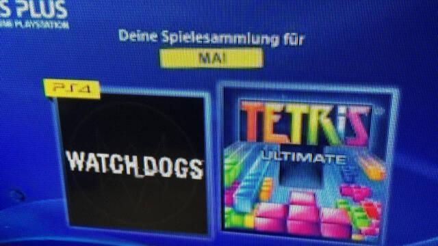 Watch Dogs y Tetris Ultimate podrían ser los próximos juegos para PS4 en PlayStation Plus