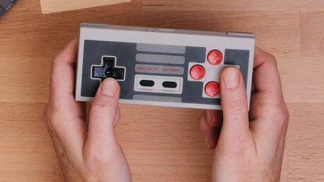 Un nuevo accesorio nos permite jugar a la NES con un mando sin cables