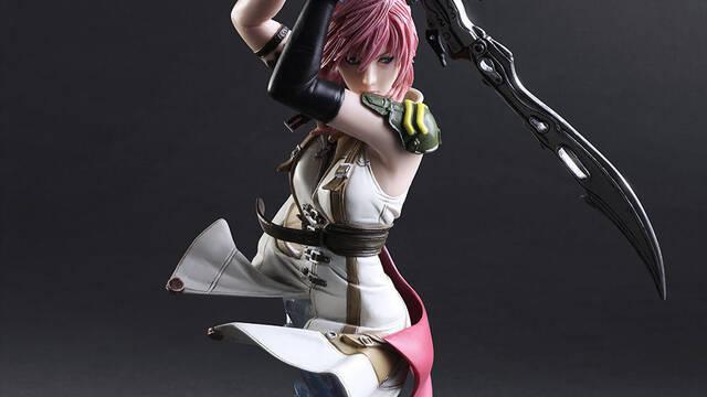 Square Enix presenta una nueva línea de figuras