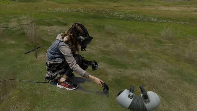 SteamVR y HTC Vive enseñan las posibilidades de la realidad virtual