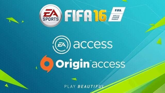 FIFA 16 llegará a EA Access y Origin Access el 19 de abril