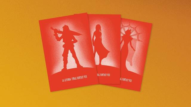Ya disponible el libro La Leyenda Final Fantasy VIII