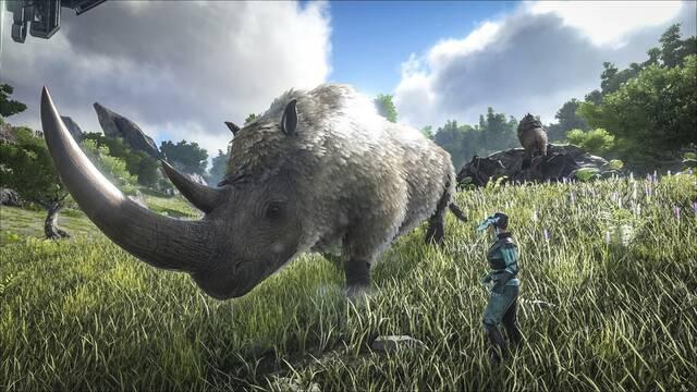 ARK: Survival Evolved se actualiza en Xbox One con tres nuevas criaturas
