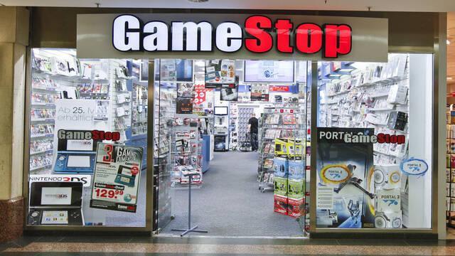 La cadena estadounidense GameStop mejora sus resultados navideños